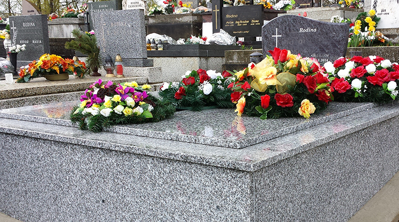 kamenne pomniky svidnik
